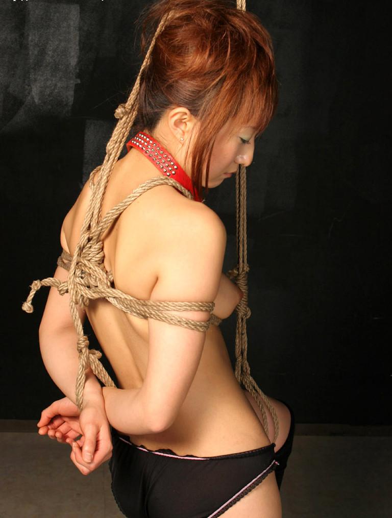 縄と言う衣装 苦悩と言う快楽 数少ない真性