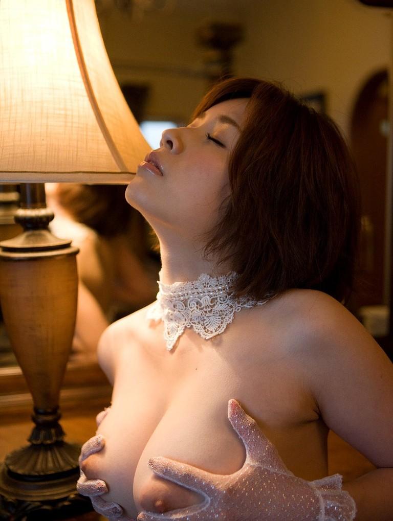 美巨乳女優 奥田咲